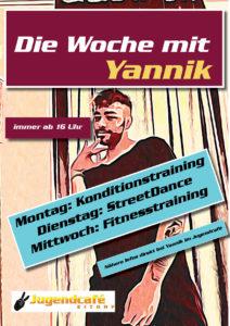 Die Woche mit Yannik